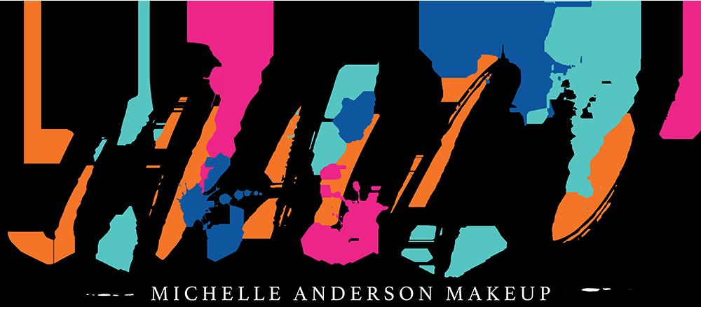 Michelle Anderson Makeup Logo